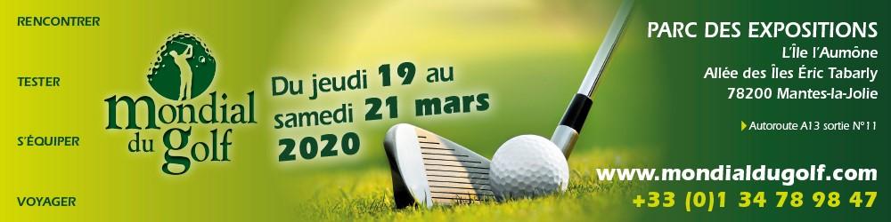 Mondial du Golf 2020