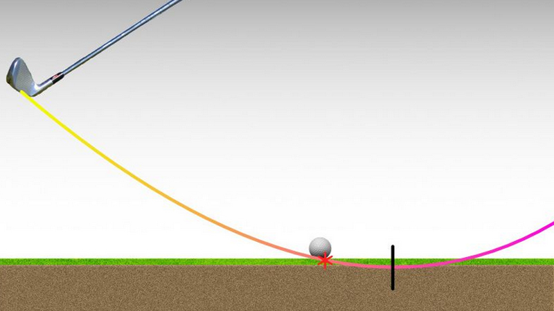 balle basse golf