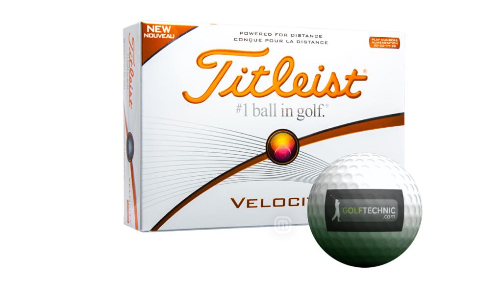 Balles de golf Titleist Velocity