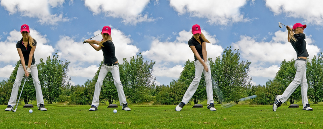 sequence swing golf