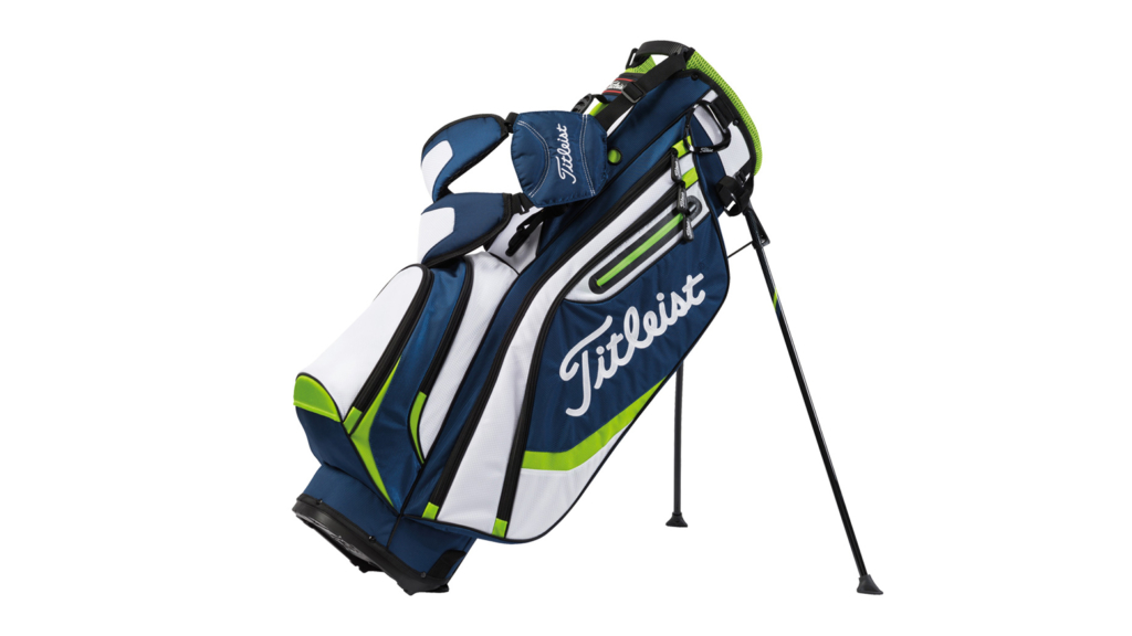 Sac trépied Titleist Lightweight Stand Navy