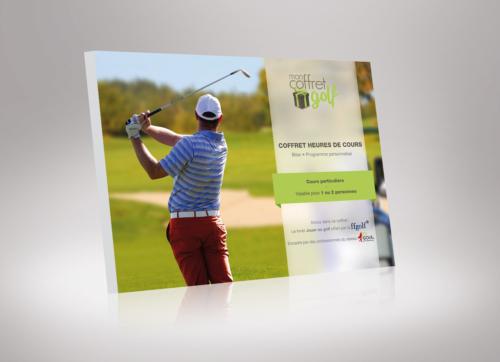 11h cours de golf