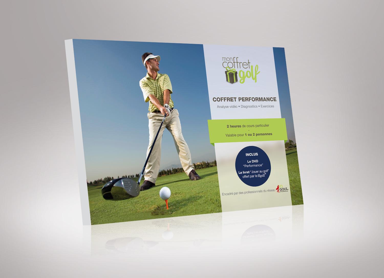 Cadeau cours de golf performance confirmé