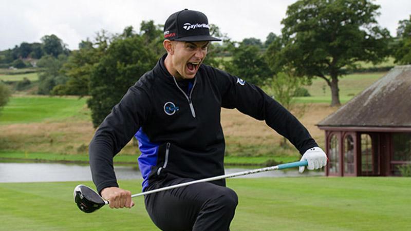 frustration golf colère