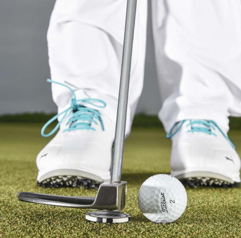 jeton putting golf