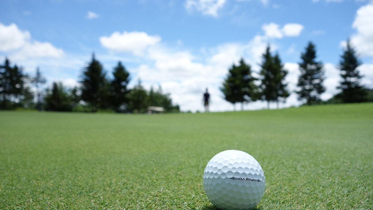 pourquoi je joue au golf