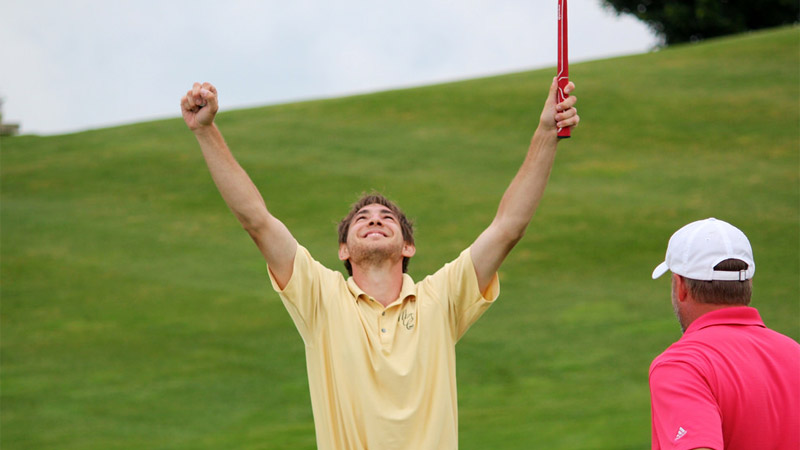 échec au golf