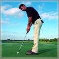 conseils de golf putt