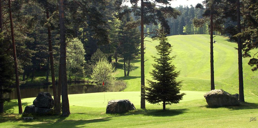 Golf du chambon sur lignon golftechnic - Chambre d hote chambon sur lignon ...