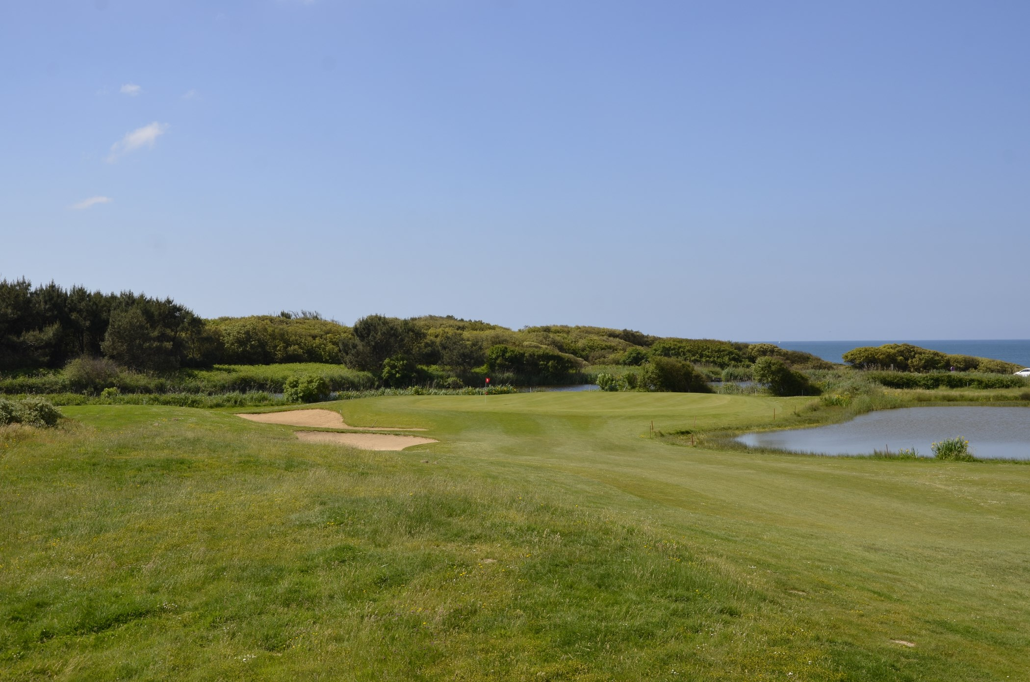 golf de port bourgenay golftechnic