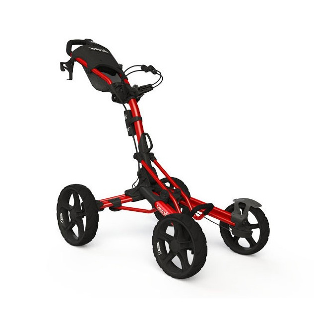 chariot clicgear 8 0 rouge golftechnic. Black Bedroom Furniture Sets. Home Design Ideas