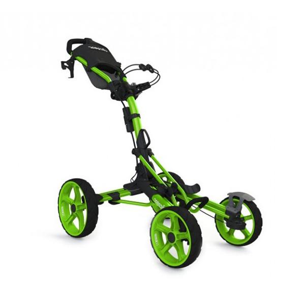 chariot clicgear 8 0 vert golftechnic. Black Bedroom Furniture Sets. Home Design Ideas