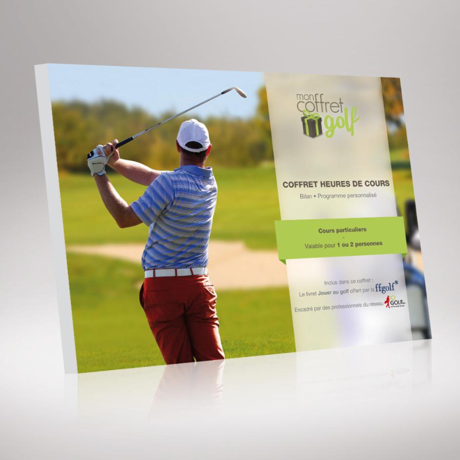 Cadeaux cours de golf