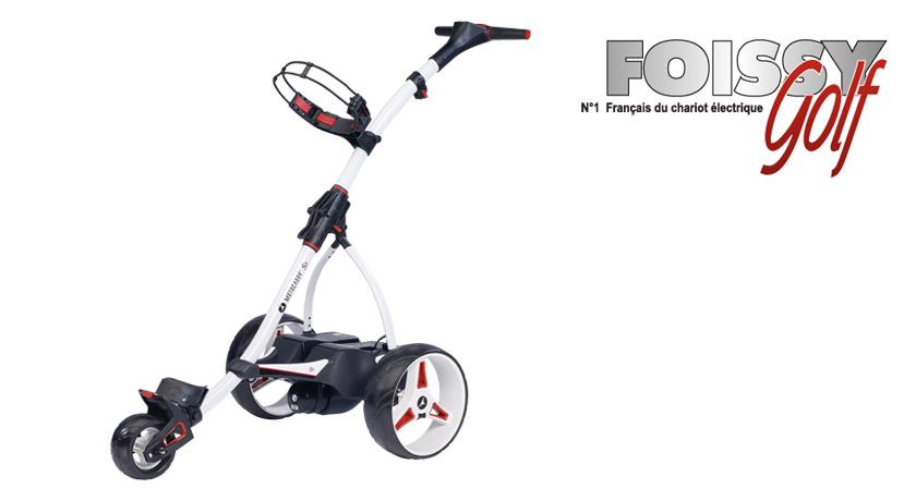 Chariot électrique Foissy S1